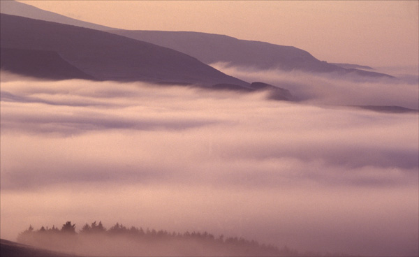 Sea of Cloud.