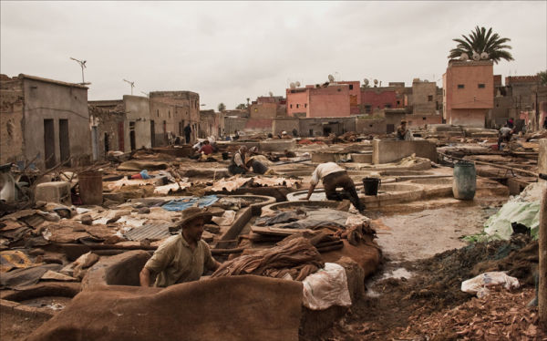 Tanneries.