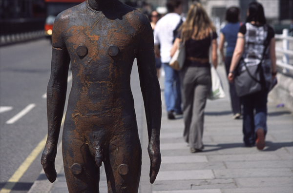 Was that a Gormley !