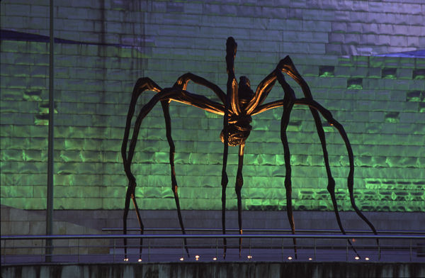 Louise Bourgeoise Spider.