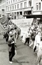 Gay Pride march - O'Connell Street 1984