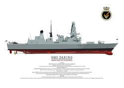 HMS Daring (2016)