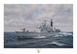 HMS YORK (pre-2004)