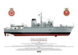 HMS Hurworth