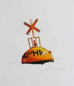 Alpha buoy