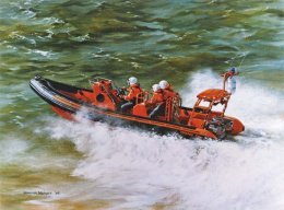 Cowes Inshore Lifeboat