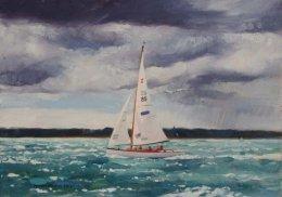 X Boat 85