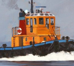 Southampton tug