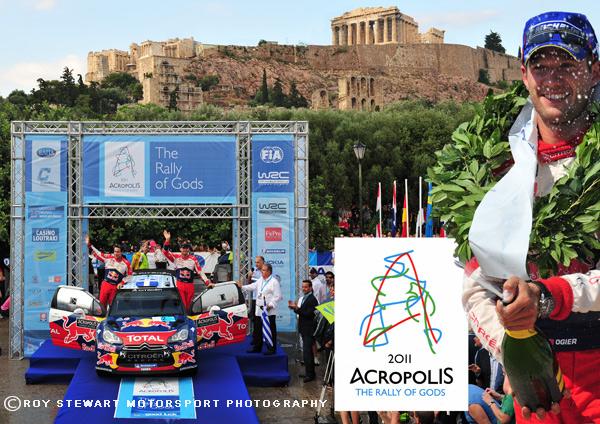 Acropolis Rally 2011