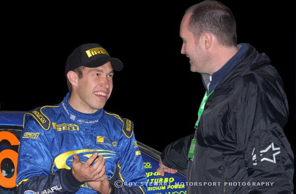 Chris Atkinson & Robert Reid