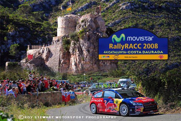 Rally Catalunya 2008