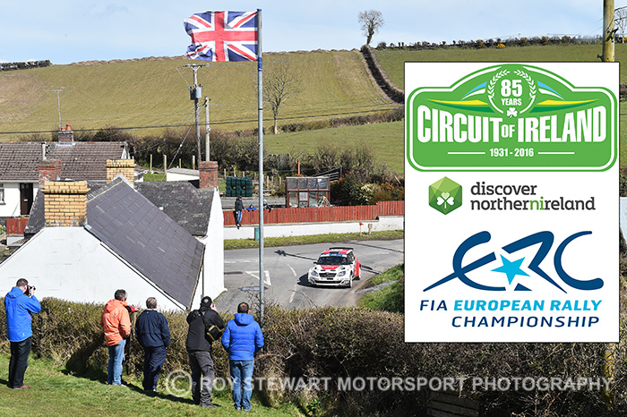 Circuit of Ireland 2016