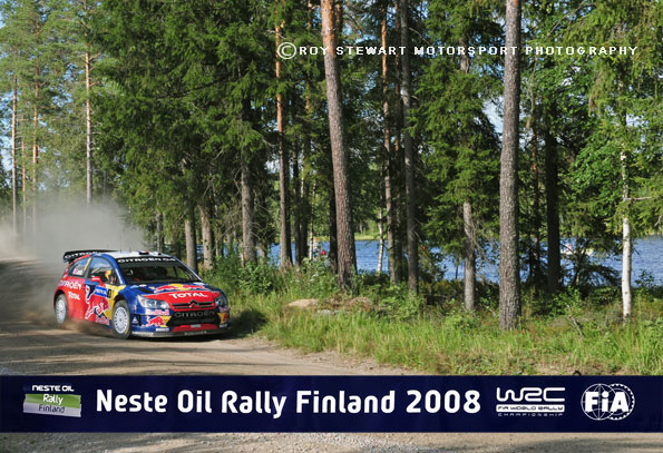Rally Finland 2008