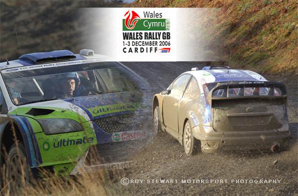 Rally GB 2006