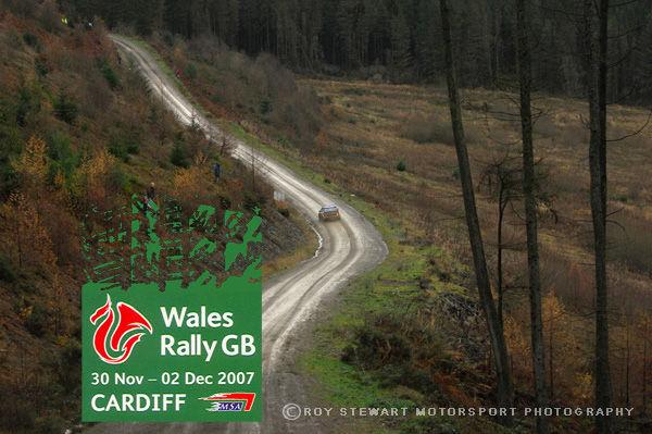Rally GB 2007