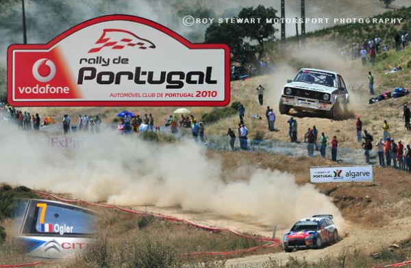 Rally de Portugal 2010