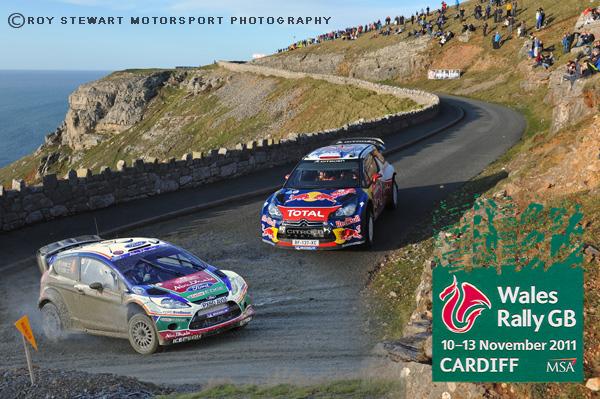 Rally GB 2011