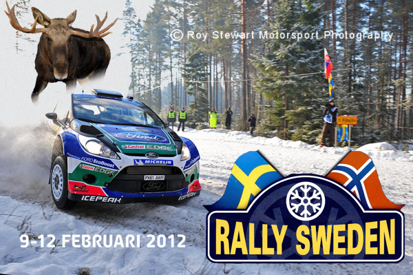 Rally Sweden 2012