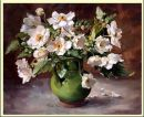 Windflowers by Anne Cotterill