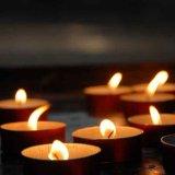 Votive candles, Venice