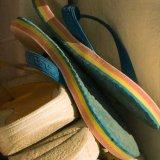 Beach shoes waiting