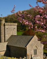 St. Winifred's church, Branscombe, Devon