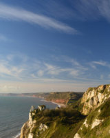 Underhooken, between Beer and Branscombe