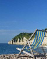 Deckchair, Beer beach