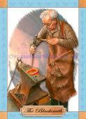 The Blacksmith - Watercolour (nfs)