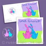 Bunnies - Best Friends
