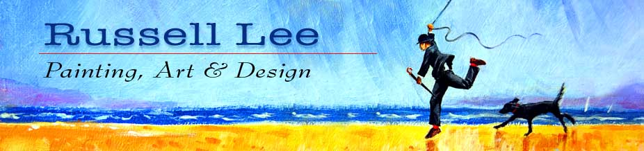 Russell Lee - Painting, Art & Design
