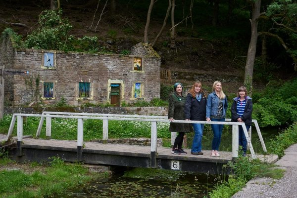 Aqueduct Cottage Project Cromford Canal.