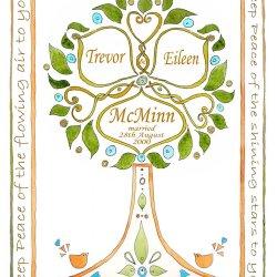 Wedding Tree design no5