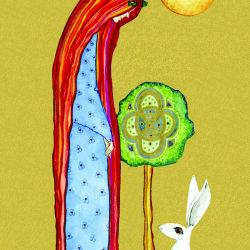 Moon Hare Maiden