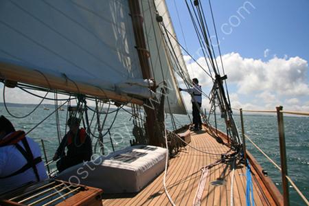 Aboard Kelpie 2