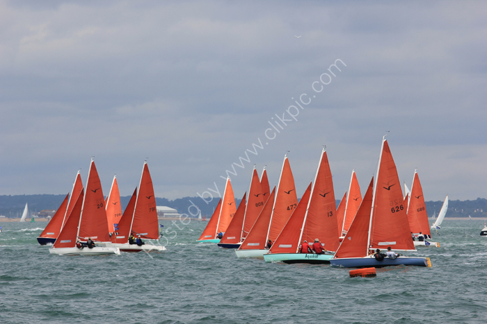 Squibs at Cowes