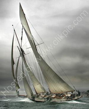 Mariette -Cowes 2010