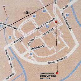 Community Centre, Conduit Hill