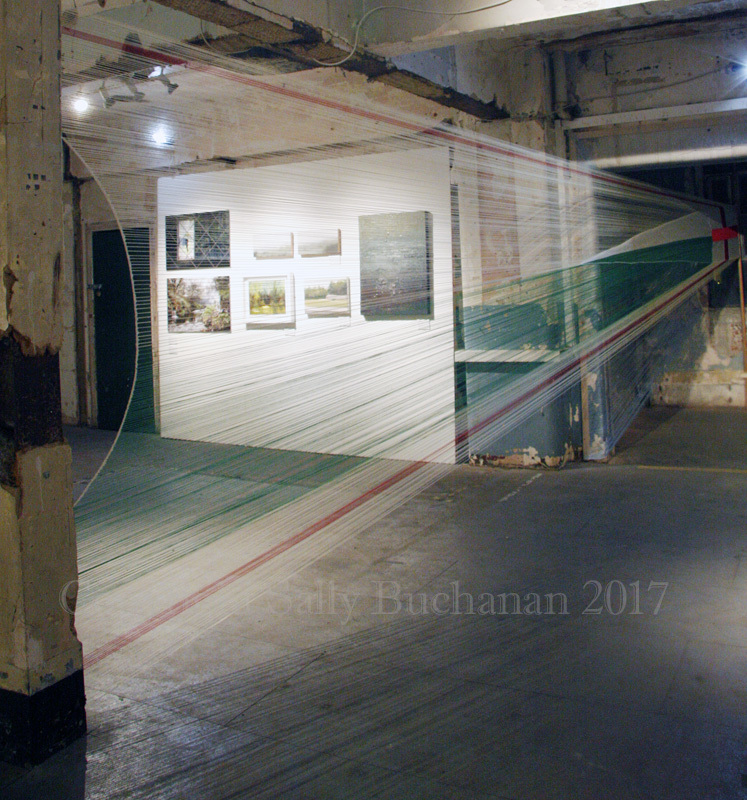 Bargehouse Heyday completion during the last evening of the last day of TNOAC 2017