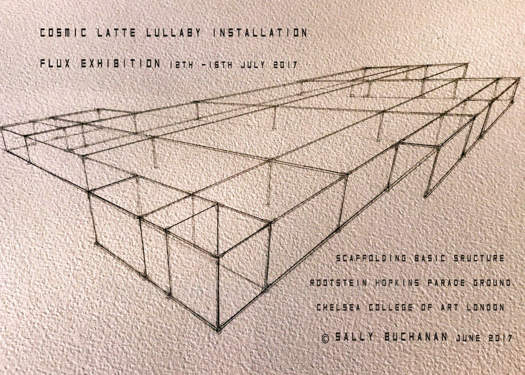 Cosmic  Latte Lullaby Infrastructure