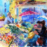 French Market Colours