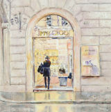 Shopping Roman Style - Jimmy Choo 2 - SOLD