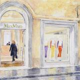 Shopping Roman Style - Max Mara - SOLD