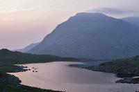 Lake Bochlwyd and Pen Yr Ole Wen
