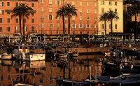 Ajaccio port