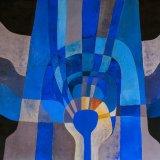 Composición 11 (100x70cms / Óleo sobre lienzo / Precio aprox 3100 Euros)