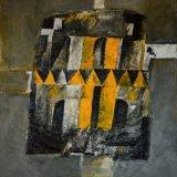 Composición 20 (73x94cms / Óleo sobre lienzo / Precio aprox 3700 Euros)