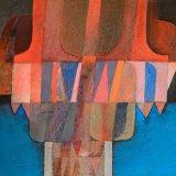 Composición 3 (73x60cms / Óleo sobre lienzo / Precio aprox 2250 euros)