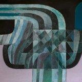 Composición 5 (73x60cms / Óleo sobre lienzo / Precio aprox 2250 Euros)