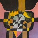 Composición 6 (73x60cms / Óleo sobre lienzo / Precio aprx 2250 Euros)